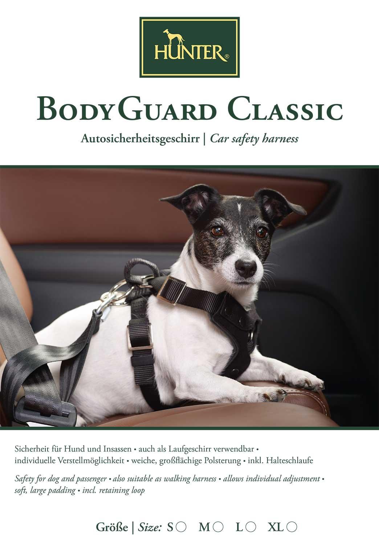 Autosicherheitsgeschirr BodyGuard Classic