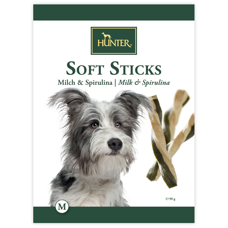 Hundesnack Soft Sticks