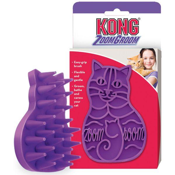 Katzenstriegel KONG® Zoomgroom™