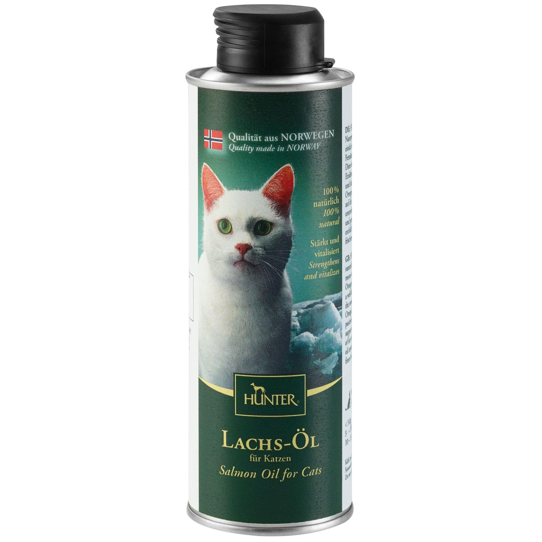 Lachs-Öl für Katzen  Salmon Oil