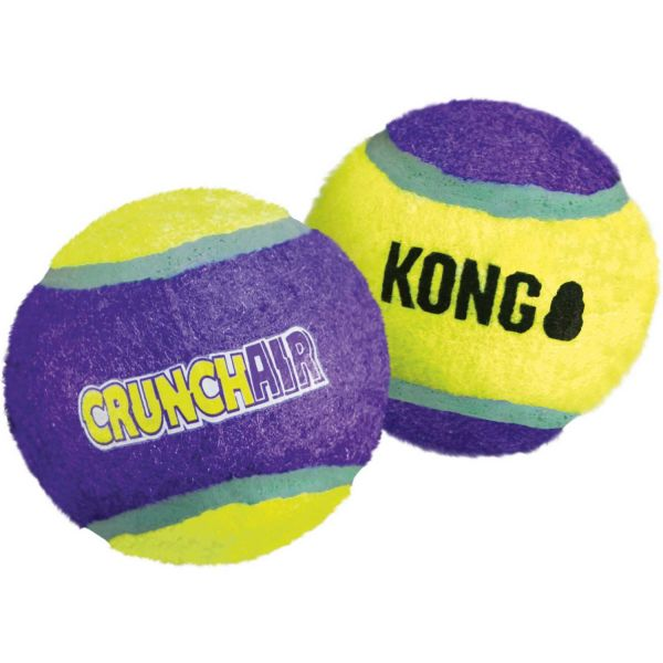 Hundespielzeug KONG® CrunchAir™ Balls