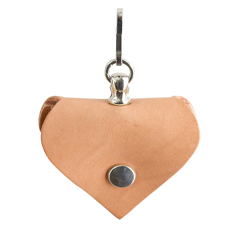 Halsband-Täschchen Herzform