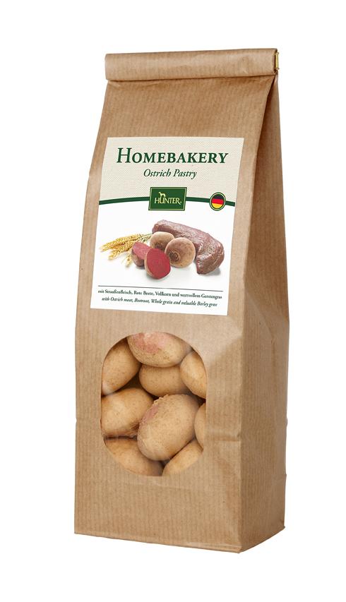 Homebakery Strauß-Pastete 200g