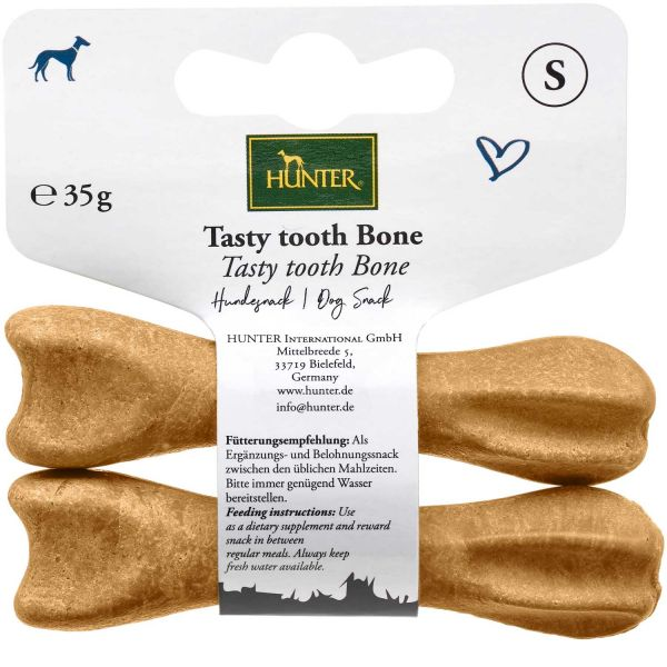 Hundesnack Tasty Tooth Bone
