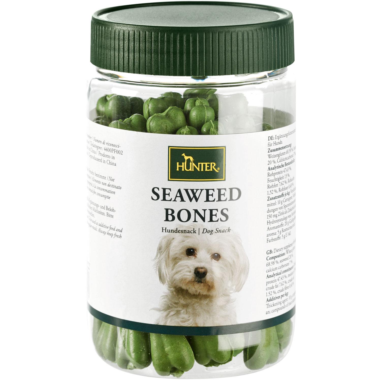 Hundesnack  Seaweed Bones