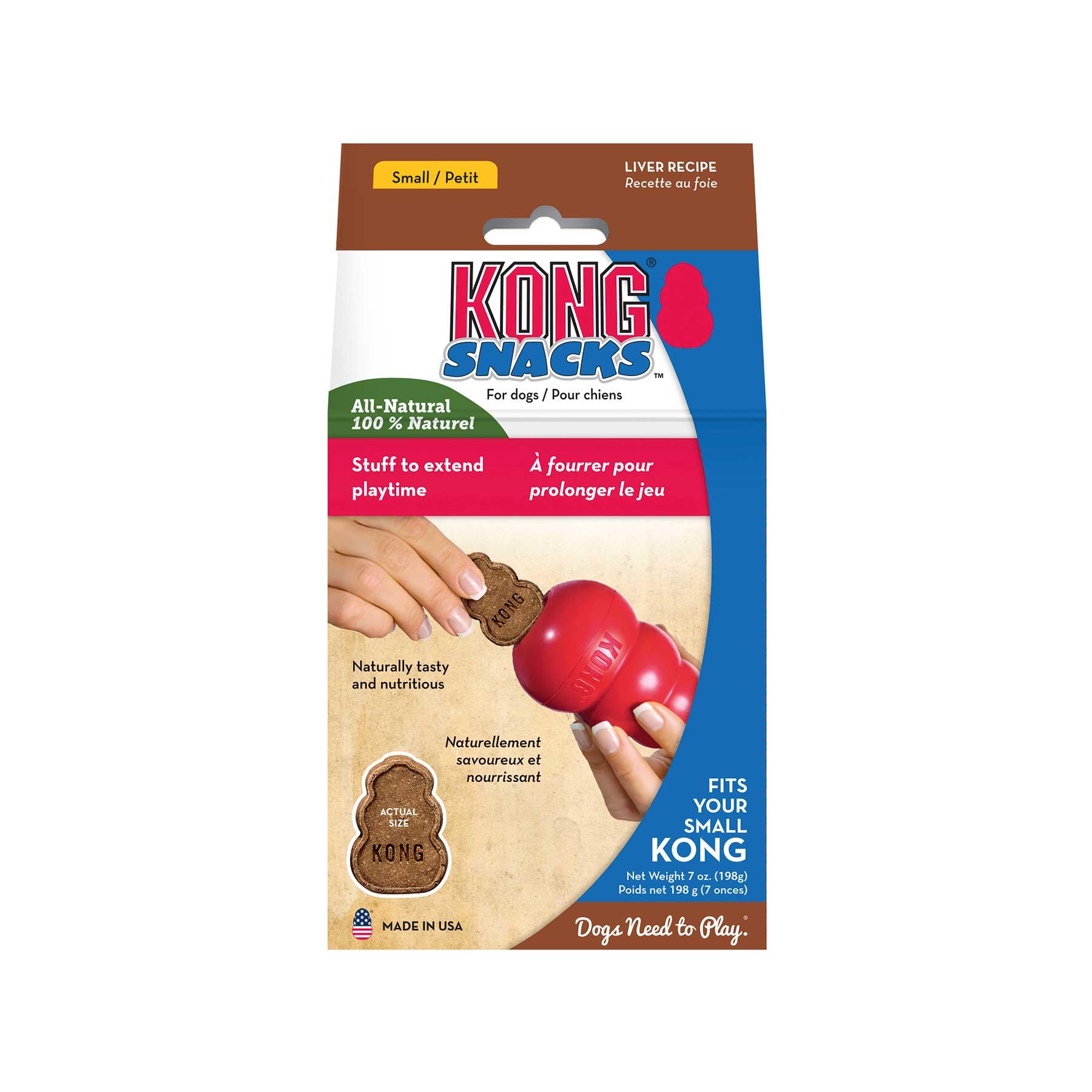 Hundesnack Kong Stuff'n™ Liver Snacks